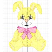 Желтый заяц