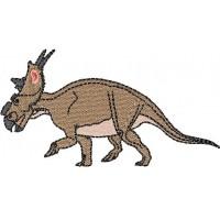Динозавр Пахиринозавр