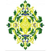 Дизайн машинной вышивки Орнамент 2 скачать