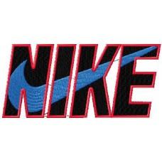 Дизайн машинной вышивки Nike скачать