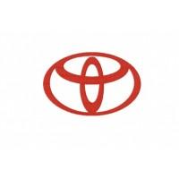 Дизайн машинной вышивки Toyota скачать