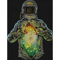 Дизайн машинной вышивки Моя вселенная  скачать