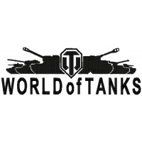 Дизайн машинной вышивки World Of Tanks скачать