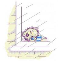Дизайн машинной вышивки Мишка Teddy скачать