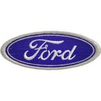 Дизайн машинной вышивки Ford скачать