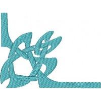 Дизайн машинной вышивки Кельтский угол 1 скачать