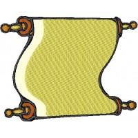 Дизайн машинной вышивки Свиток скачать