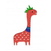 Дизайн машинной вышивки Динозаврик Костя скачать