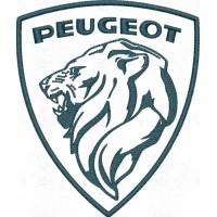 Дизайн машинной вышивки PEUGEOT скачать