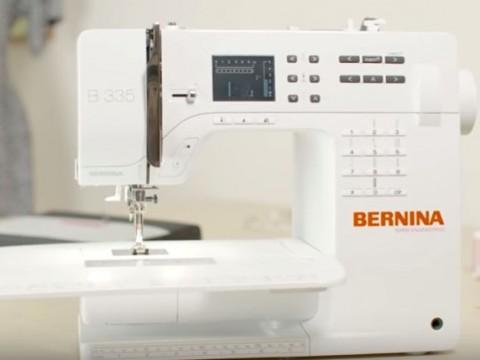 Видео инструкция Bernina B 325