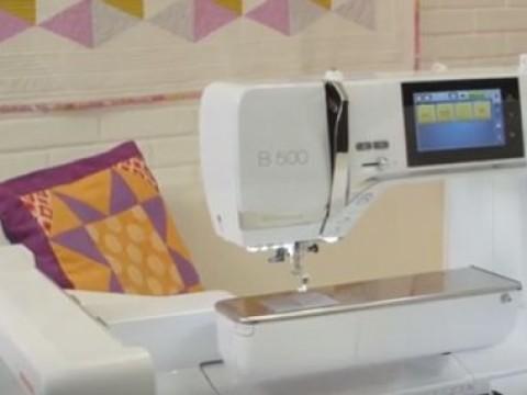 Видео инструкция Bernina B500