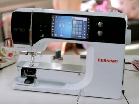 Видео инструкция Bernina B780