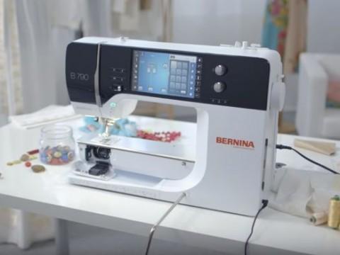 Видео инструкция Bernina B790