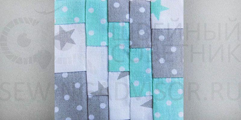 Блок Ступеньки или Painted Toes