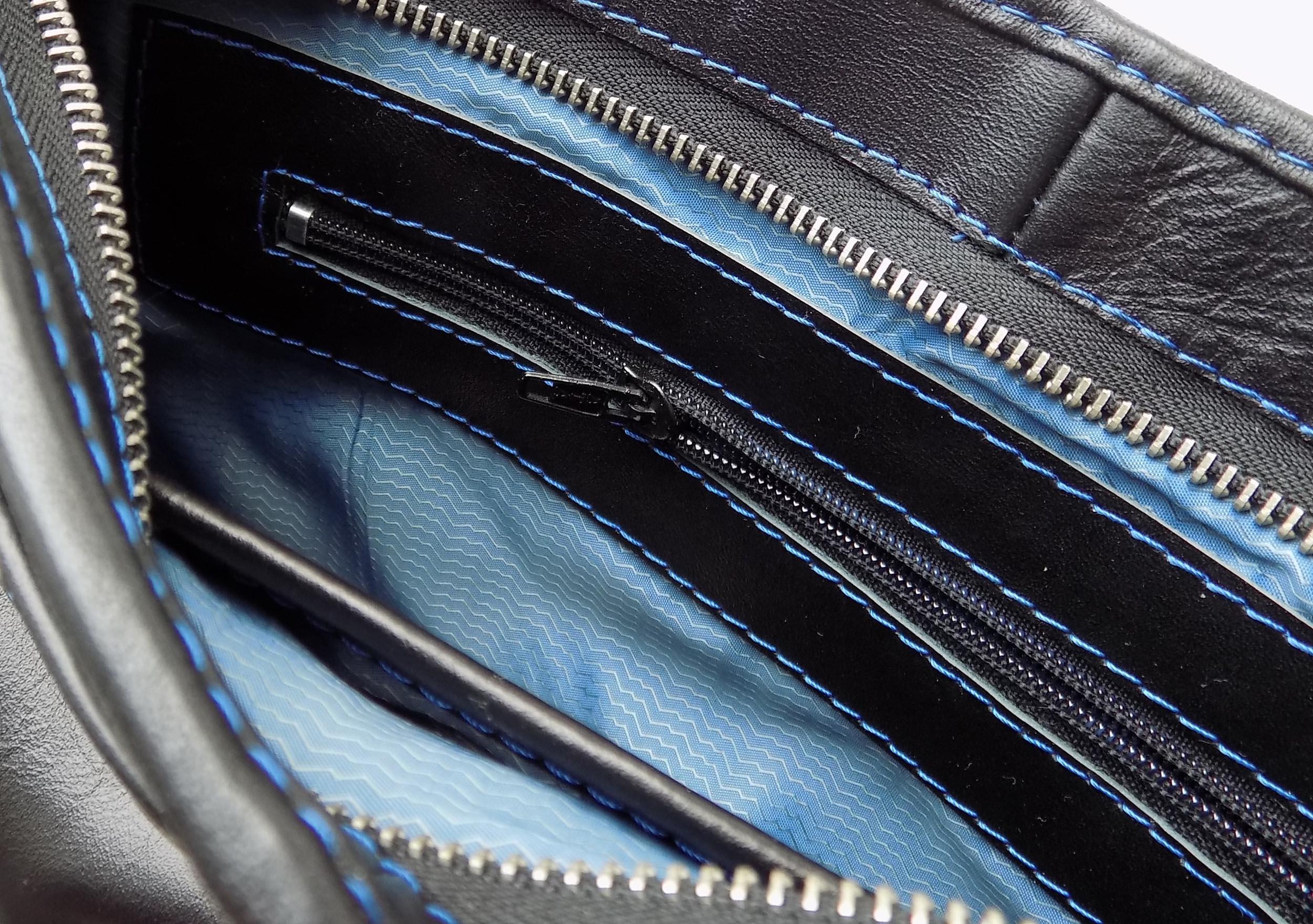 c6ca0eb9fd38 Внутренний карман сумки на молнии, мастер-класс   Швейный Советник