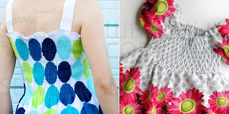 Нитка-резинка: как шить ей правильно 34
