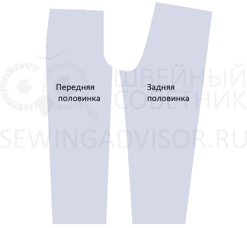846e5b1cab9b Женские пижамные брюки, мастер-класс   Швейный Советник