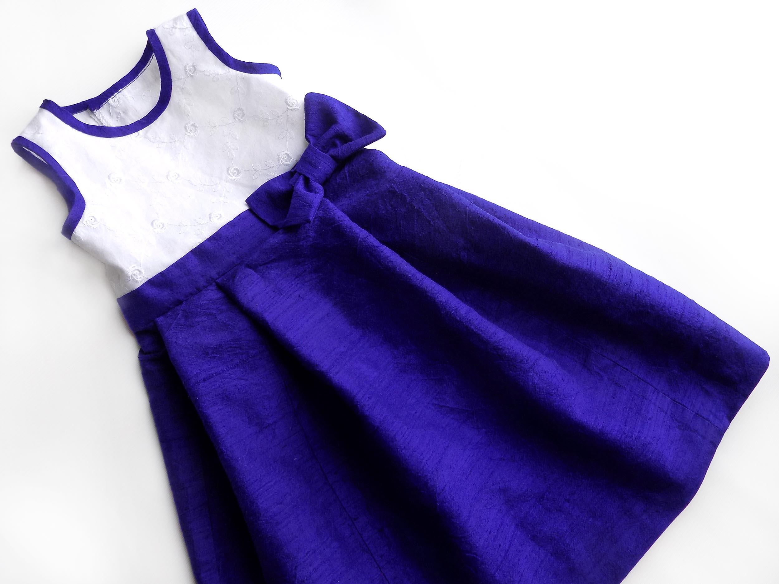 Пошив своими руками нарядного платья для фото 405