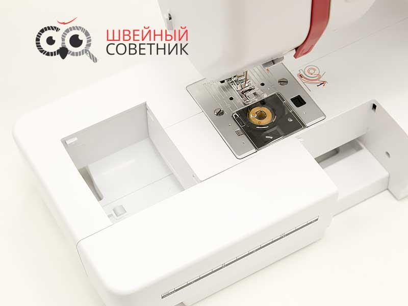 Съемная платформа  Pfaff Smarter 260c