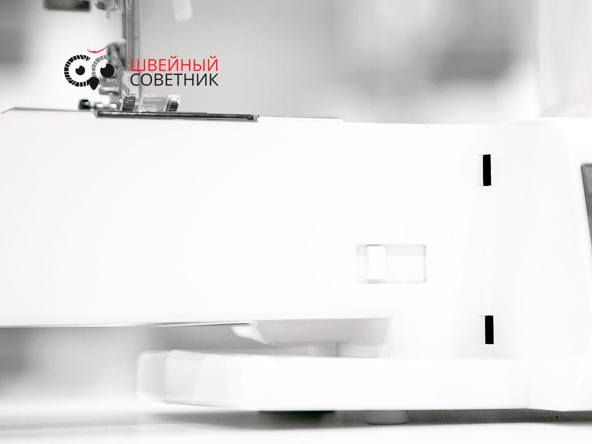 Плоская платформа швейной машины Brother HF37 Strong & Tough