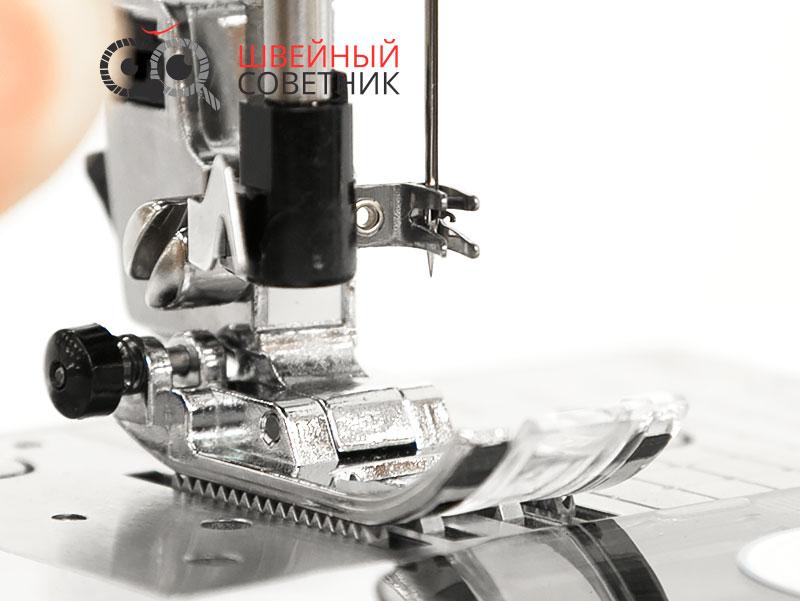 Нитевдеватель Бразер ML-600