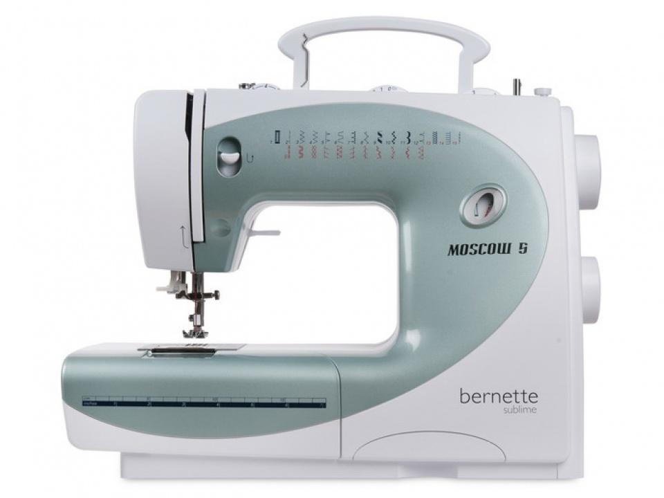 Bernette moscow 5 инструкция