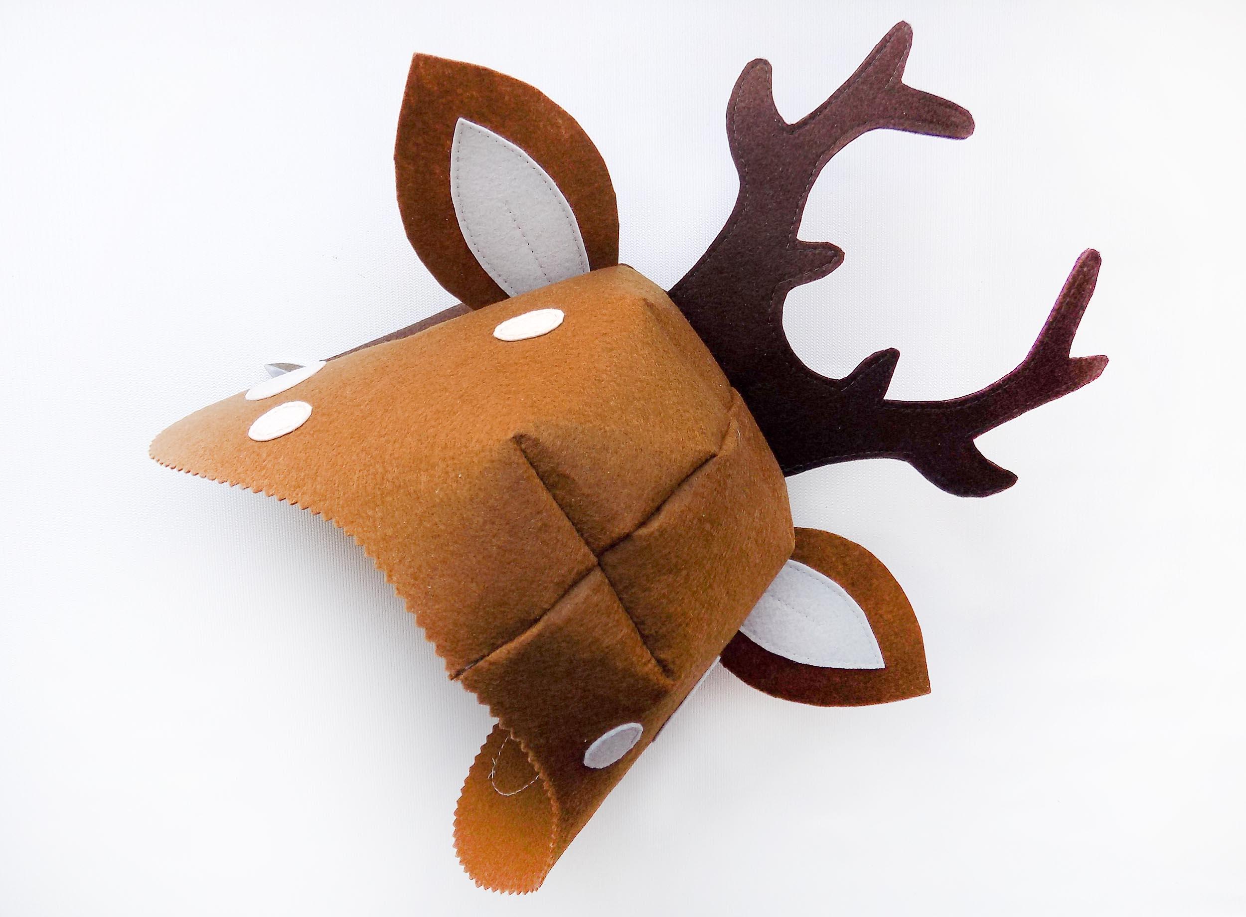Карнавальный костюм оленёнка миниатюра