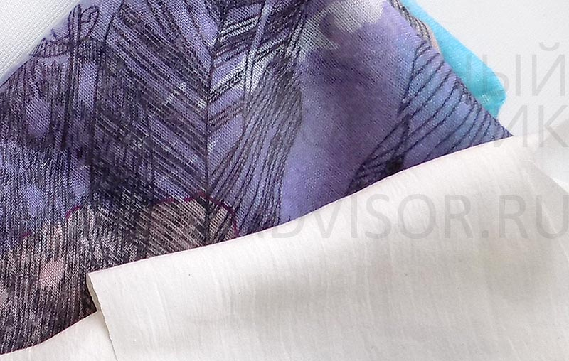 Как расчитать расход ткани?