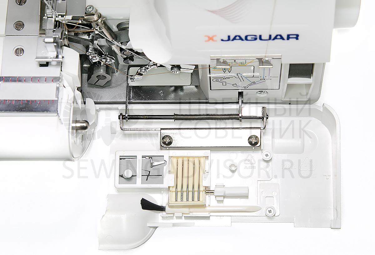 Jaguar T-77DW передняя панель