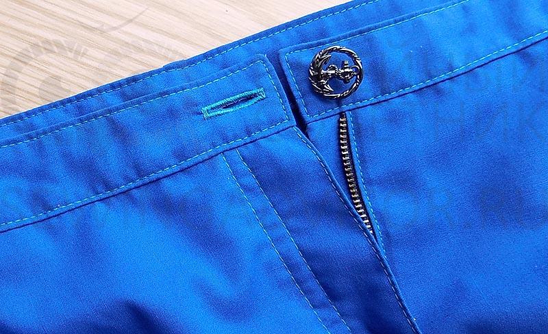 Женские шорты с поясом и карманами