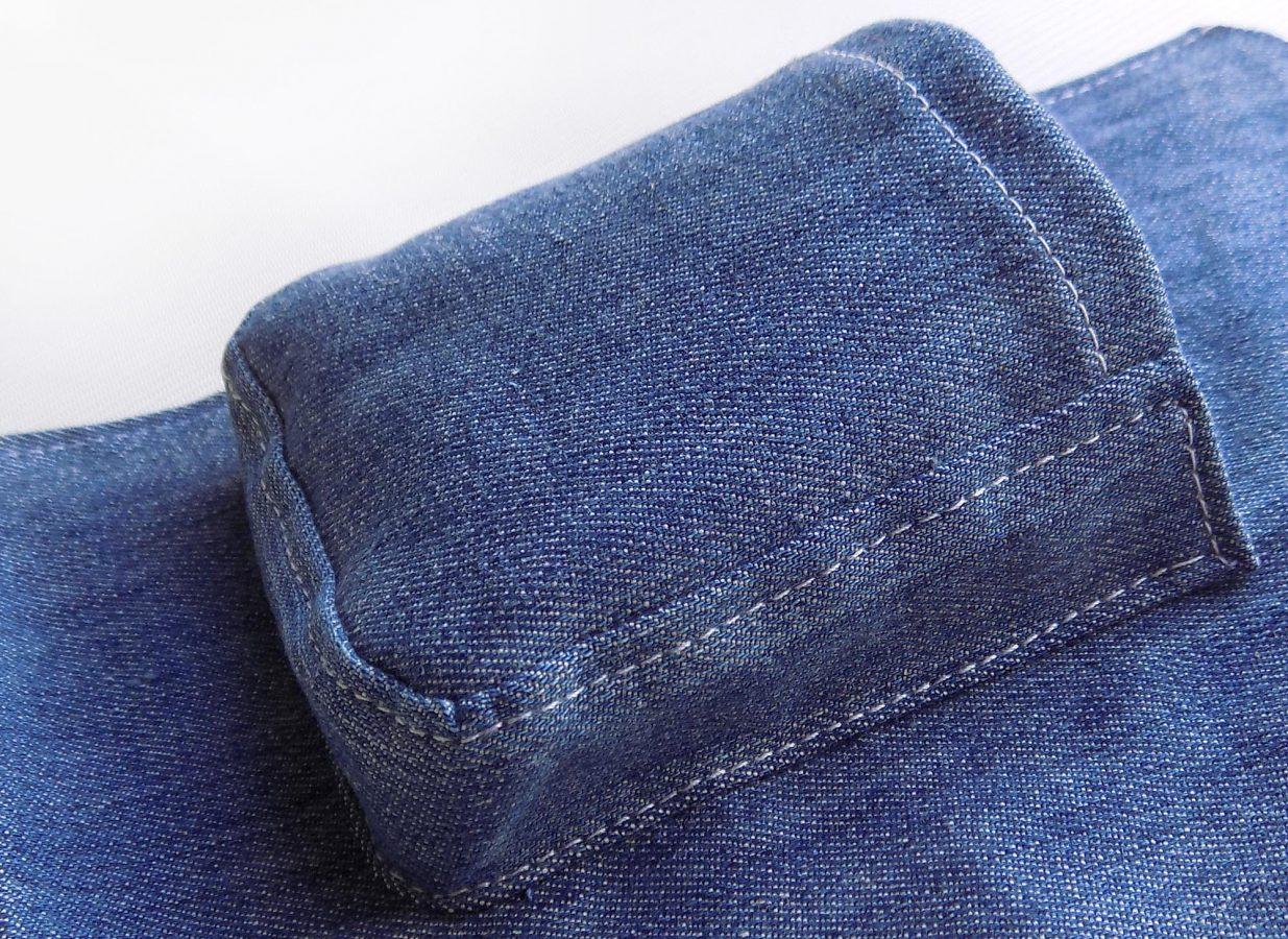 Карман-портфель миниатюра