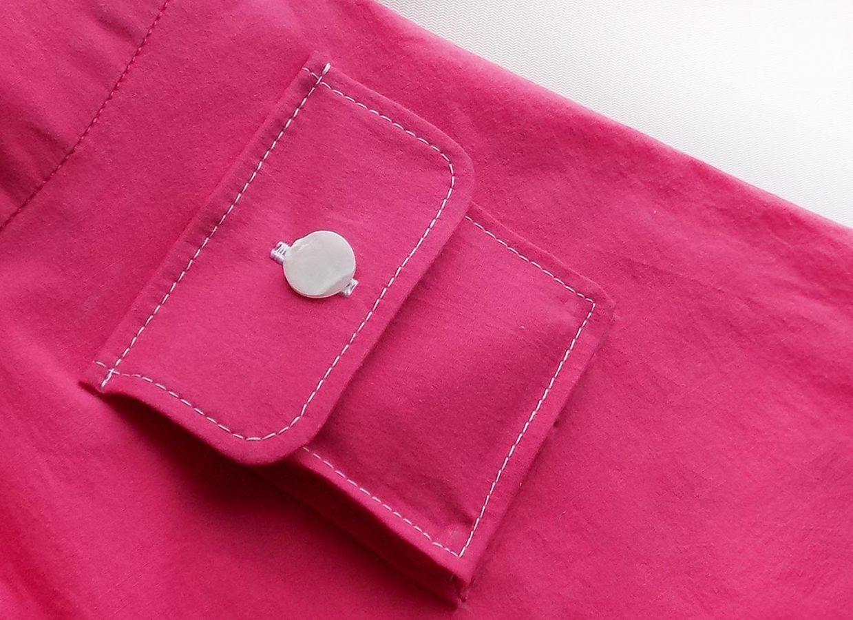 Цельнокроеный карман-портфель миниатюра